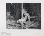 <p>Methods of Destruction</p>MOD/Ivan the Terrible and his Son Ivan<br><br>graphite on paper, hot type<br>146 x 177 cm<br>2012